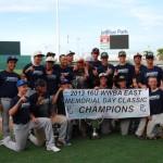 16U Championship Team